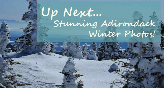 stunning adirondack winter photos picture